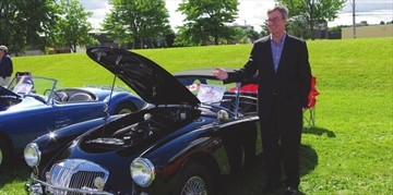 Ottawa invaded by British sports cars– Image 1