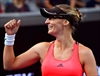 Lucic-Baroni's career revival continues with Melbourne upset-Image1