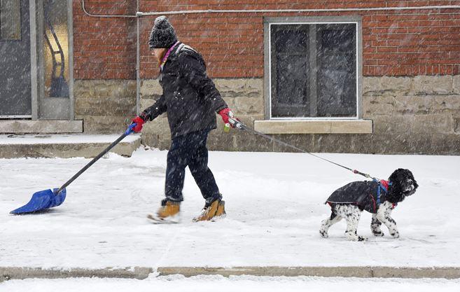 Live blog: Snowfall warning for Hamilton and area