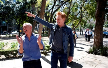 Hot sauce and hope for Conan O'Brien in Mexico-Image2
