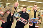 Waterdown firefighters toy drive