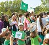 Penetanguishene students show Franco-Ontarian pride