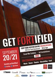 Fort York - Get Fortified