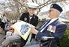 70th Anniversary of VE Day marked in Burlington