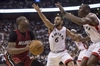 Raps prepare on and off court for the Heat-Image1