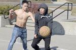 February basketball