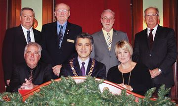 127th council of the Town of Carleton Place