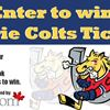 Win Barrie Colts Tickets
