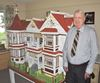 Midland great-grandfather builds huge dollhouse for special little girl