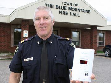 Carbon Monoxide detectors in The Blue Mountains