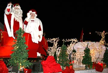 Santa and Mrs. Claus come to Carleton Place Nov. 28