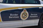 Canada Border Services Agency car