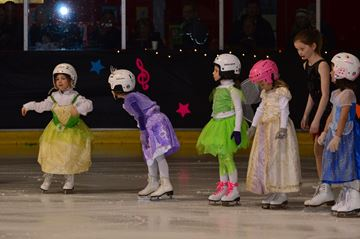 Wonderful world of disney was one of the line up productions at the Port Carling Figure Skating Club presenting 40 years in the making on Saturday, Apr. 5.