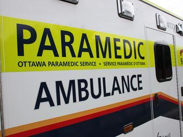 Ottawa paramedics
