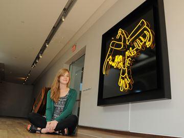 MacLaren Art Centre unveils new permanent piece in Barrie