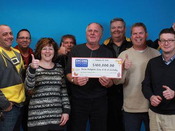 Niagara lottery wins keep rolling in