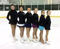 NOTL Skate Club at WO sectionals
