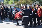 MP Mauril Belanger's funeral