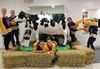 Udderly fitting - Donna deBoer memorialized with tournament