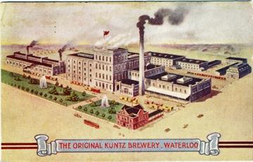 Waterloo Kuntz Brewery