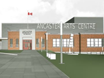 Ancaster Memorial Arts Centre