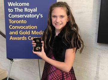 More RCM honours for Oakville musicians, teacher
