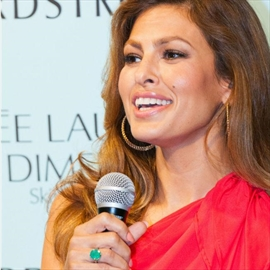Eva Mendes' daughter is her moral compass-Image1