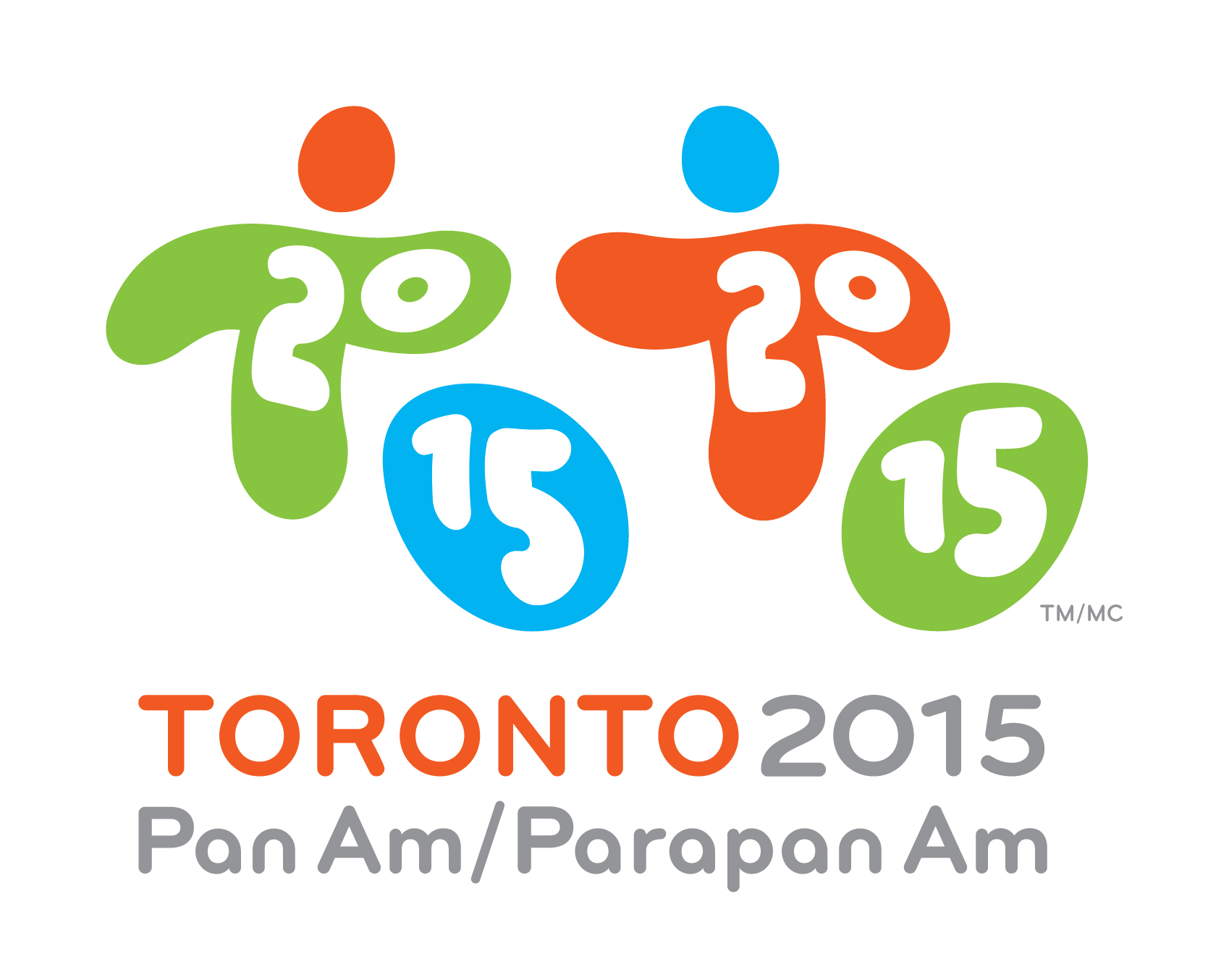 Toronto 2015 Pan Am/Parapan Am Games logo