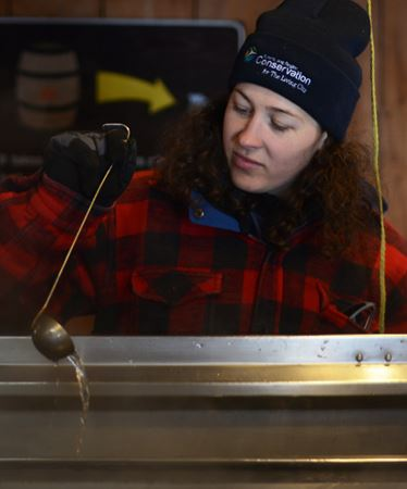 Stouffville Sugarbush Maple Syrup Festival