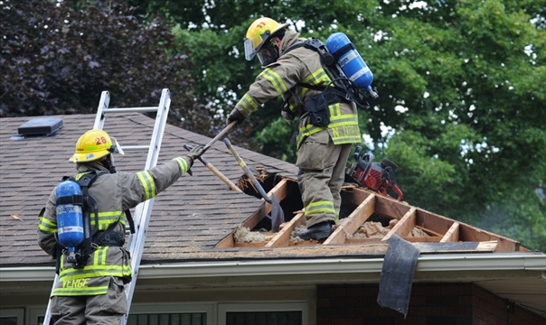 Fire Causes $50,000 Damage To Kitchener Home