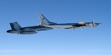 Norad trains in Arctic as Russian flights grow-Image1