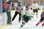 Hornets playing in Alliston Friday