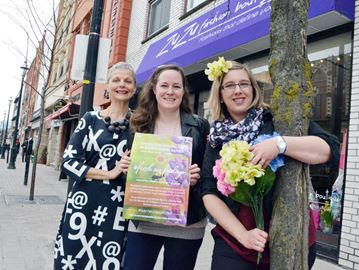 Support downtown Barrie businesses to win big in May