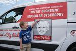 Oakville car dealership donates support van to Max's Big Ride