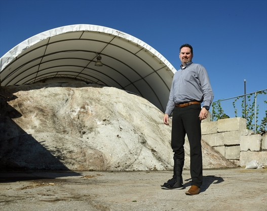Triple whammy' threatens Ontario road salt supplies: Markham