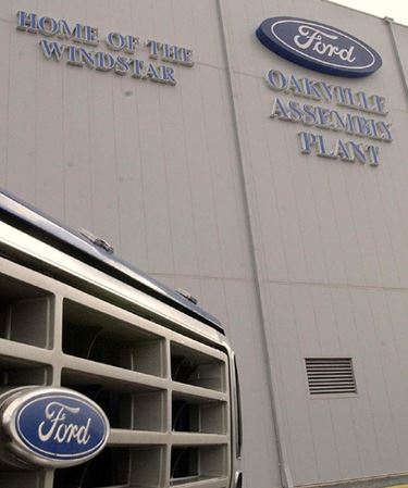 FORD PLANT