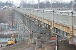 Burgoyne Bridge project