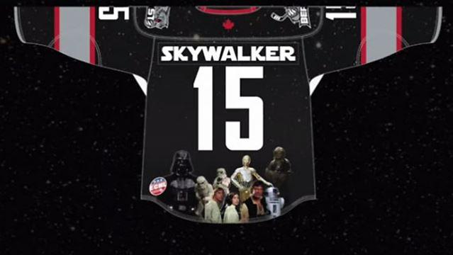 Star Wars Hockey