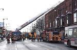 Dundas Street West fire