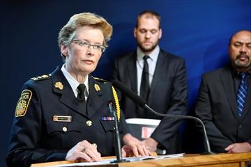 Police Chief Jennifer Evans