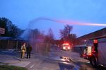 Oshawa central fire