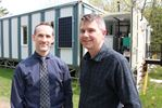Tour the rapidly deployable northern home during Doors Open Ottawa