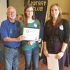 Penetanguishene Rotary Club honours student of the month