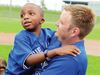 Honda Blue Jays Clinic supports Ben Sheppard