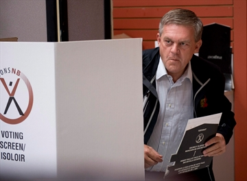 New Brunswick vote resumes, Liberals lead-Image1