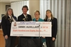 Port Carling auxiliary donation