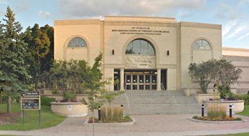 Thornhill Beth Avraham Yoseph synagogue