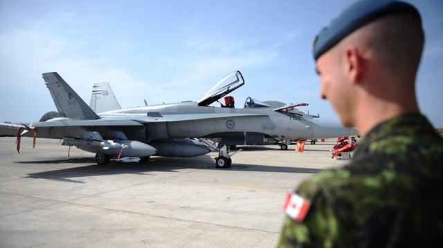 Canada F18