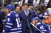 Babcock, Leafs still in feeling-out process-Image1