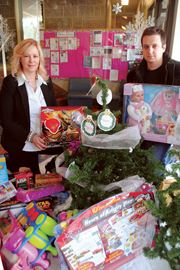 Toy drive ensure joy, not tears on Christmas morning